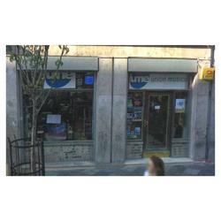 Unión Musical en Calle Arenal 18.