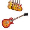Varios colores de la guitarra.
